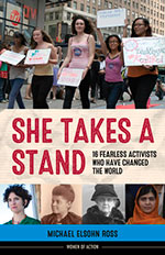She Takes A Stand cover